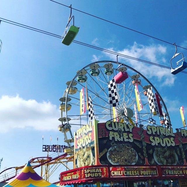 Have you been to the CNE yet?