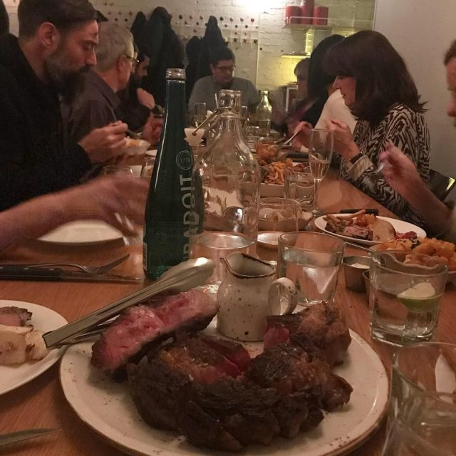 We had an amazing feast at partsnlabour for the 2017hellip