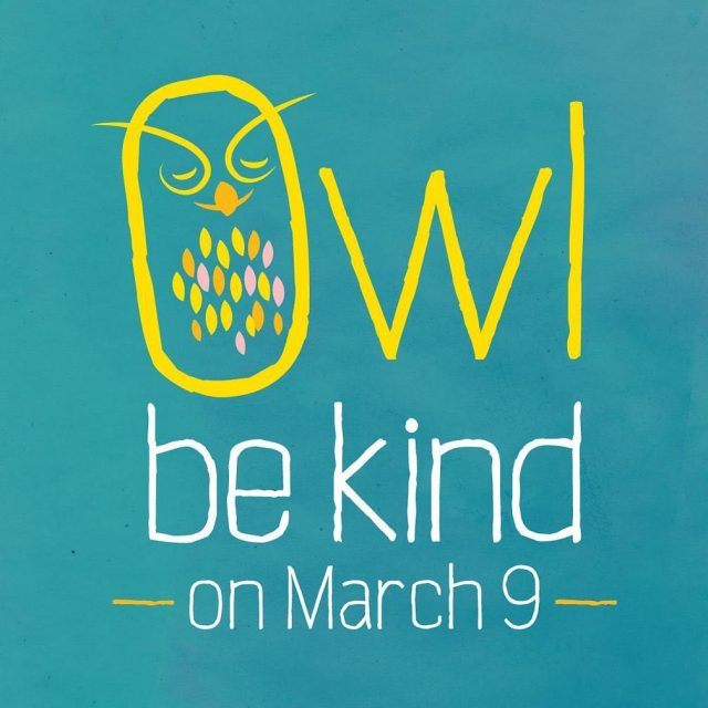 OWL BE KIND! Each year Sandy and Kristin Fitzgerald Zitahellip